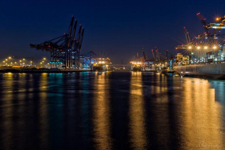 Waltershofer Hafen XX
