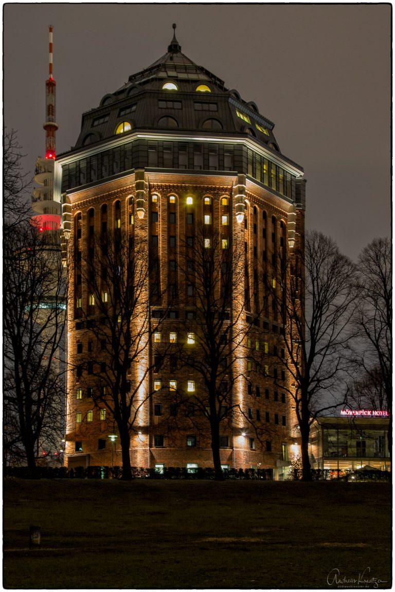 Wasserturm im Schanzenpark II