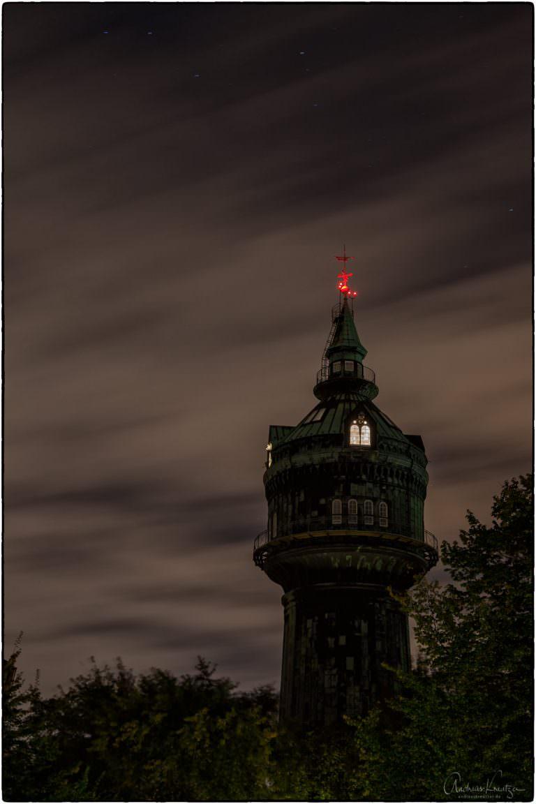 Wasserturm in Lokstedt