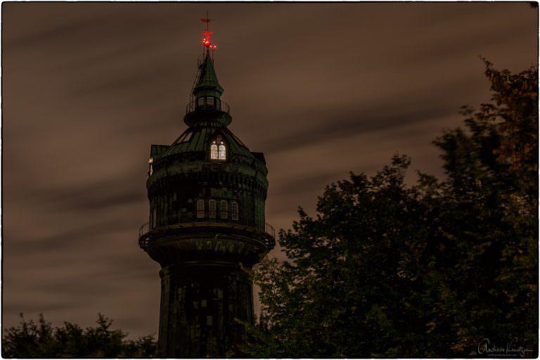 Wasserturm in Lokstedt III