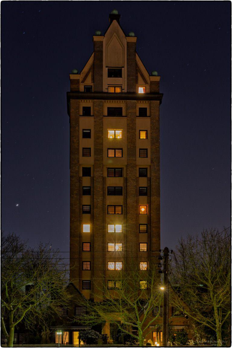 Wasserturm in Stellingen IV