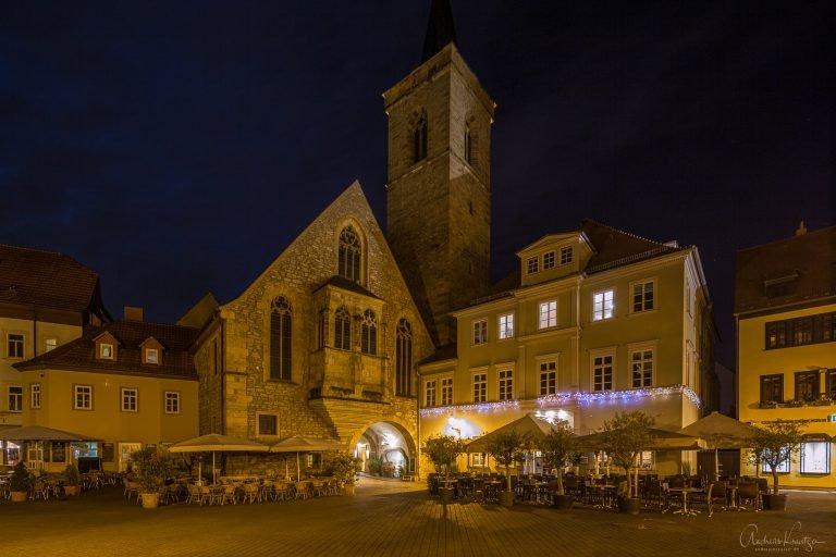 Wenigemarkt Erfurt