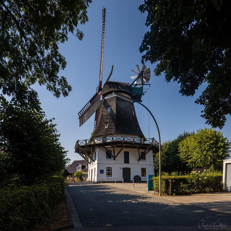 Wilhelmsbuger Windmühle (Johanna)