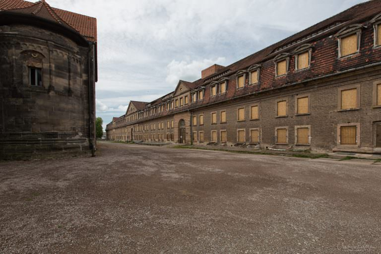 Zitadelle Petersberg I