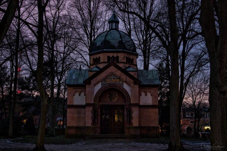 Bergener Mausoleum in Lohbrueügge