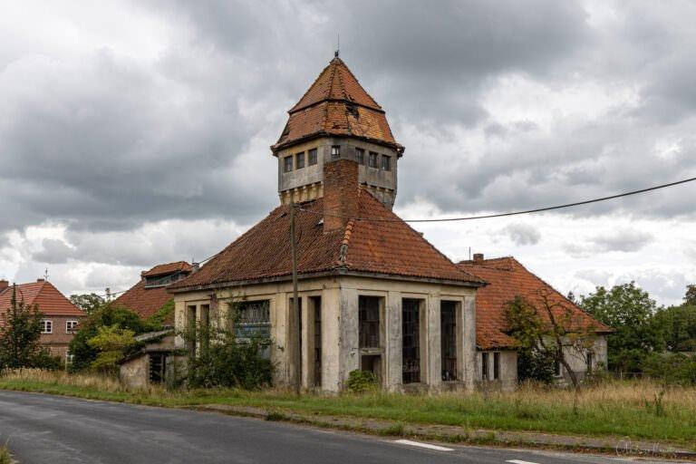 Ehemaliges Maschinenhaus Gut Düssin