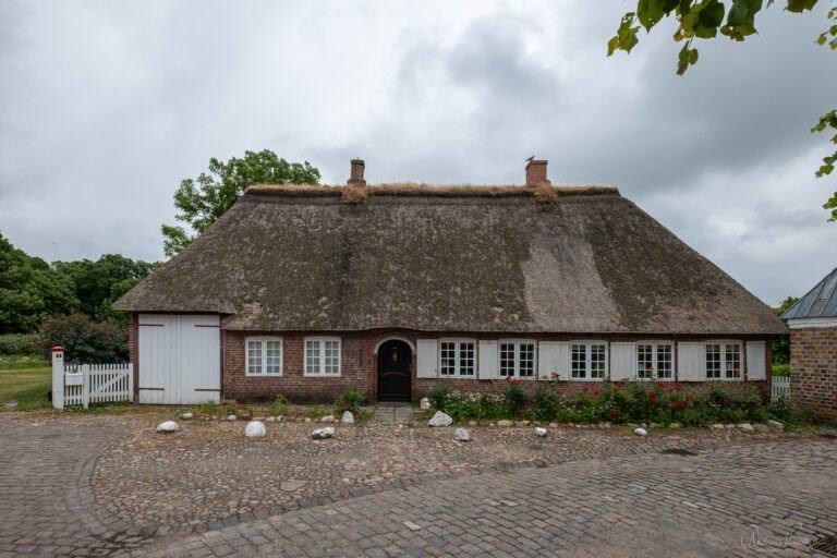 Haus in Moegeltoender