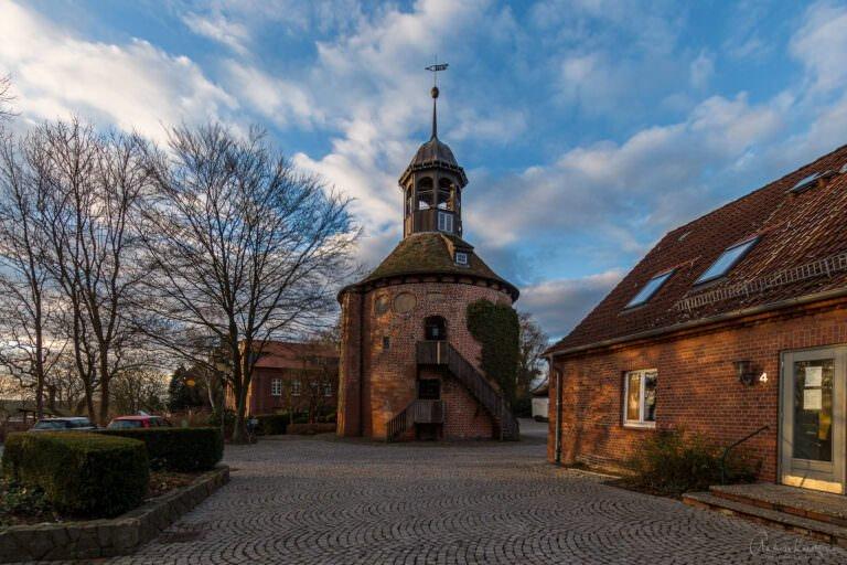 Schlossturm Lauenburg