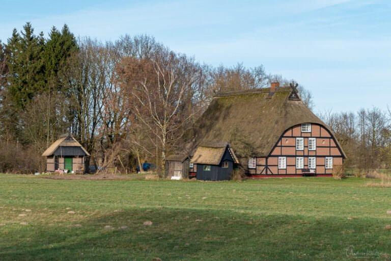 Reetdachhaus in Vierlanden