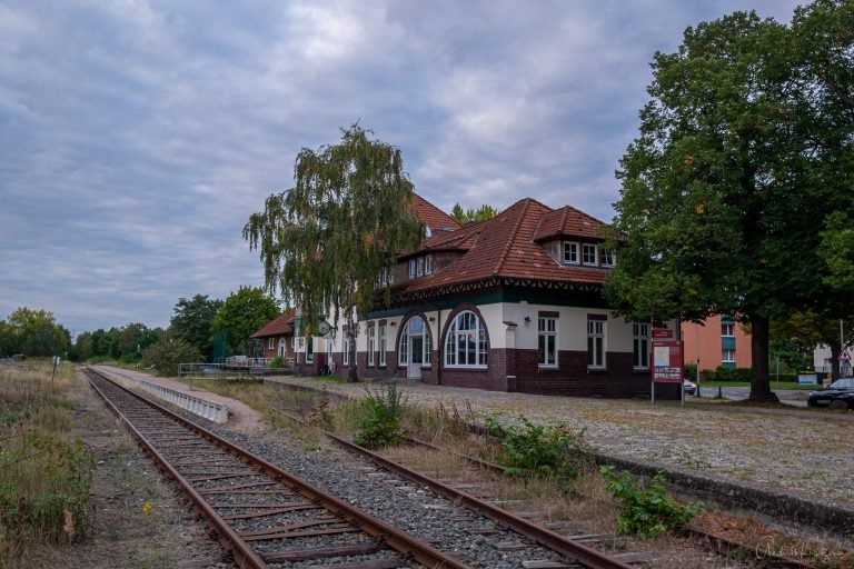 Museumsbahnhof Geesthacht