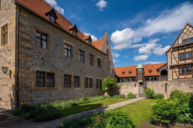 Augustinerkloster zu Erfurt