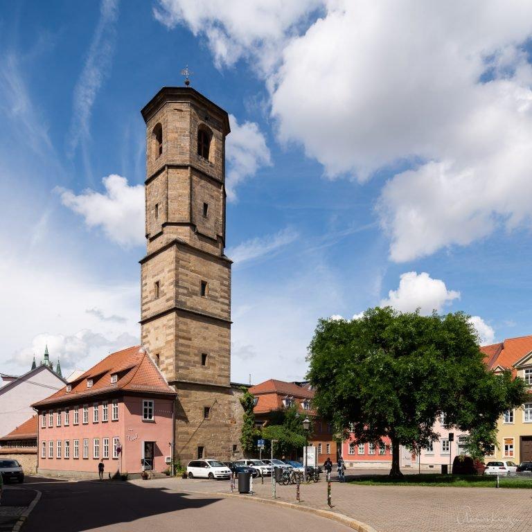 Paulsturm in Erfurt