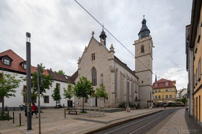 St. Wigbert in Erfurt